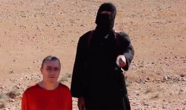 Video: Islamic State group beheads British hostage