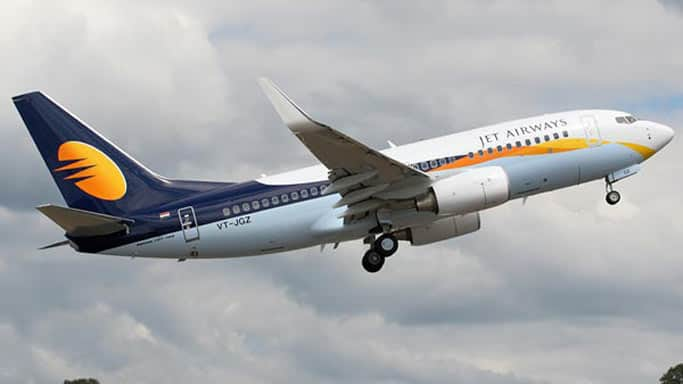 Jet Airways, SpiceJet shares zoom on jet fuel price cut - India.com