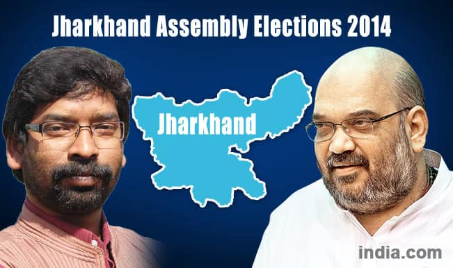 Jharkhand Assembly Elections 2014: All you need to know about the bombing battle between BJP, JMM and Congress