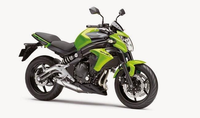 Kawasaki Z250, Kawasaki EN-6n price in India revealed - India.com
