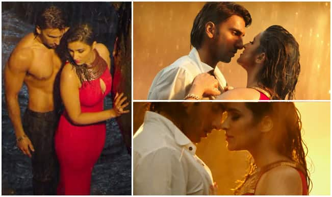 Kill Dil song Sajde: Parineeti Chopra looks lava hot seducing Ranveer Singh
