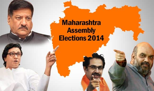 Maharashtra Assembly Elections 2014: 56 per cent voters cast their votes as polling ends