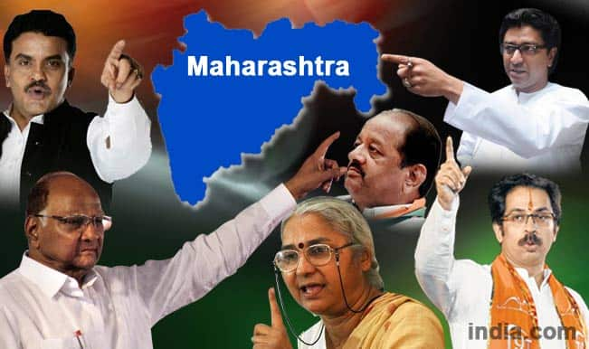 Timeline of Maharashtra's two alliances that collapsed
