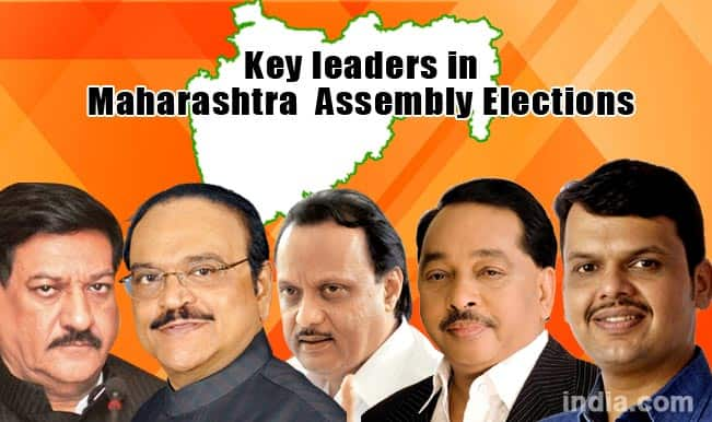 Maharashtra Assembly Election Results 2014: 5 heavyweight leaders whose future will be decided today