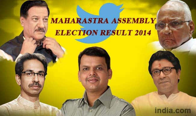 Maharashtra Assembly Elections 2014: Twitterati congratulates BJP; happy with results