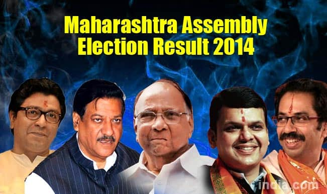 Maharashtra Assembly Election Results 2014: List of winning candidates
