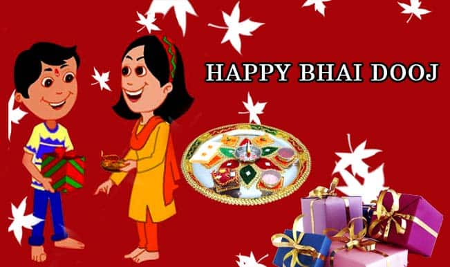 Beautiful Bhai Dooj Images for Free Download