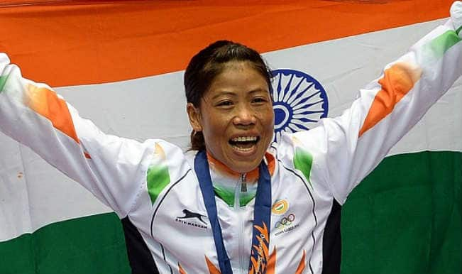 Asian Games 2014: President congratulates Mary Kom, other medal winners
