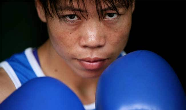 Mary Kom, Sarita Devi among Asian Games 2014 medalists from Manipur felicitated