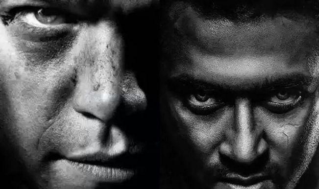 Masss poster copied from The Bourne Ultimate? Venkat Prabhu denies it!
