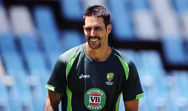 Pakistan vs Australia 1st Test: Mitchell Johnson not in Wasim Akram's league yet, says Waqar Younis
