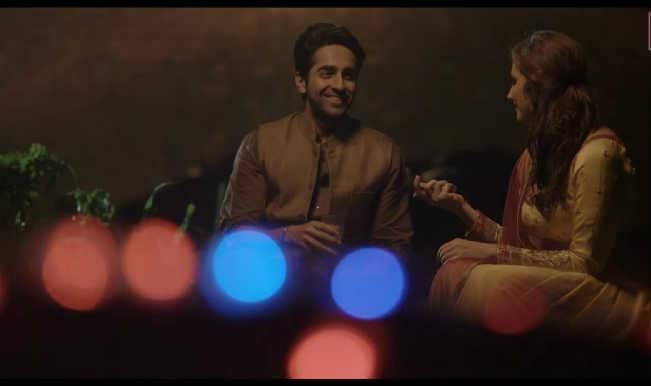 Mitti Di Khushboo video song: Huma Qureshi is a total stunner in Ayushmann Khurrana's enticing romantic melody