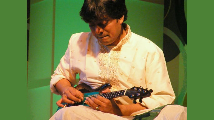 The World Says Good-Bye to Musical Genius: Mandolin U. Shrinivas
