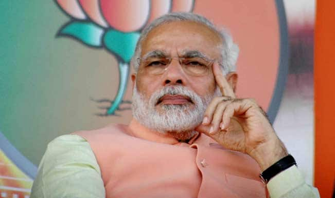 Narendra Modi says he is not a politician, but people's 'servant'