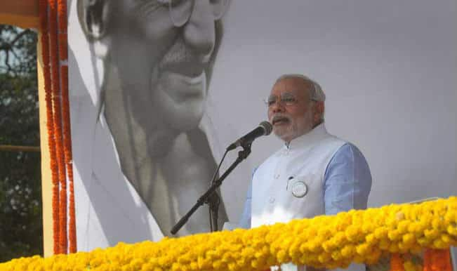 Residents of 'cleanest village in Asia' praise Modi's mission