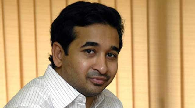 Nitesh Rane: I have earned candidature due to my work
