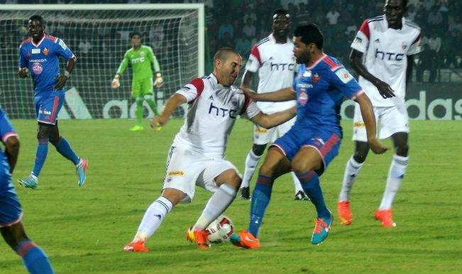 NorthEast United FC, FC Goa share honours in a tense 1-1 draw in Indian Super League (ISL) 2014