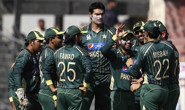 Pakistan squad for World Cup 2015 to be revealed on January 11