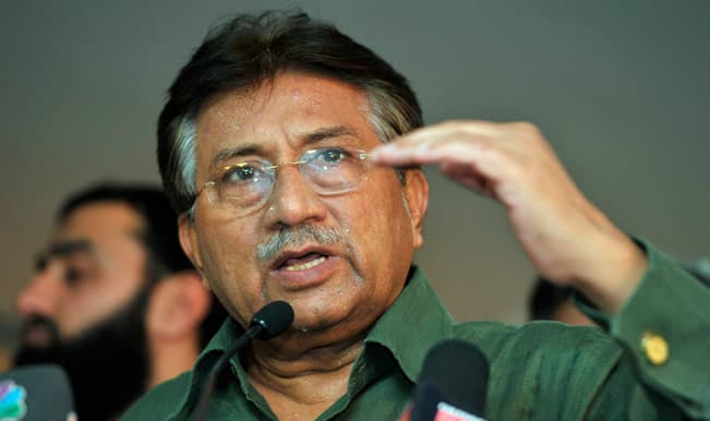 Pervez Musharraf talks about Pakistan 'inciting sources' in Kashmir, Did the former dictator admit using terrorists against India?