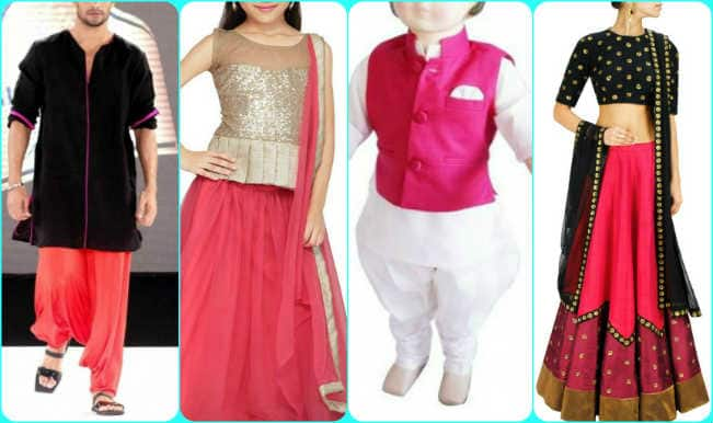 Dussehra 2016: Colour Pink, Shed your inhibitions and embrace the festive joy with our easy styling tips!