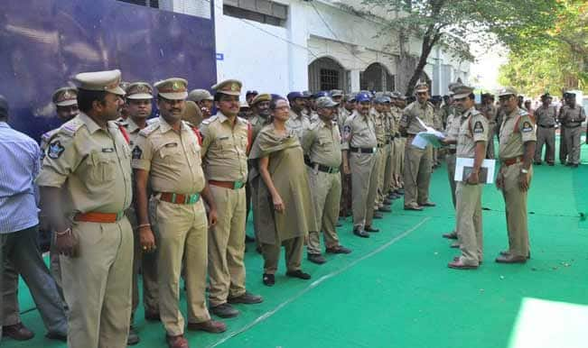 Maharashtra Assembly Elections 2014: Over 2 lakh policemen deployed