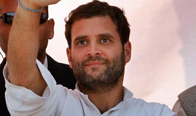 Maharashtra ahead of Gujarat, says Rahul Gandhi