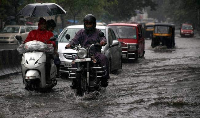 Heavy rainfall lashes Uttar Pradesh