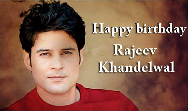 Rajeev Khandelwal Birthday Special: Top 6 roles of the dashing actor