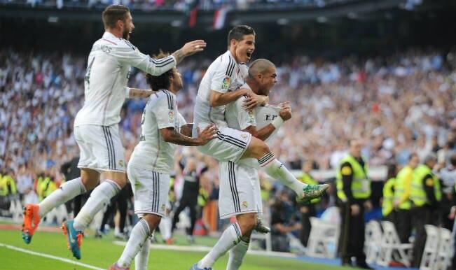 Real Madrid vs Barcelona Spanish La Liga 2014-15: Carlo Ancelotti delighted after El Clasico win