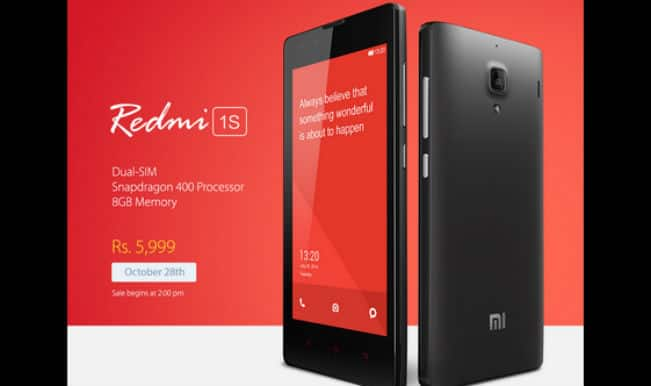 Xiaomi Redmi 1S round eight flash sale goes awry; mobile still available on Flipkart