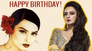 Rekha Birthday Special: Bollywood's timeless beauty won 'best actress' award for these 6 movies