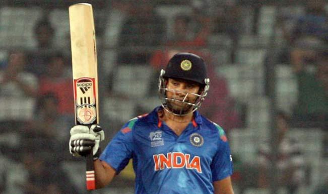 India A vs Sri Lanka 2014: Rohit Sharma, Manish Pandey slam tons as India A reach 382/6 in practice match