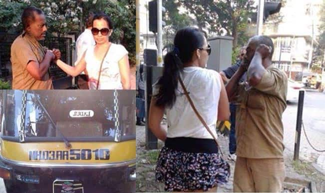 Celebrity nutritionist Rujuta Diwekar molested by an auto driver? The lady chose to raise her voice