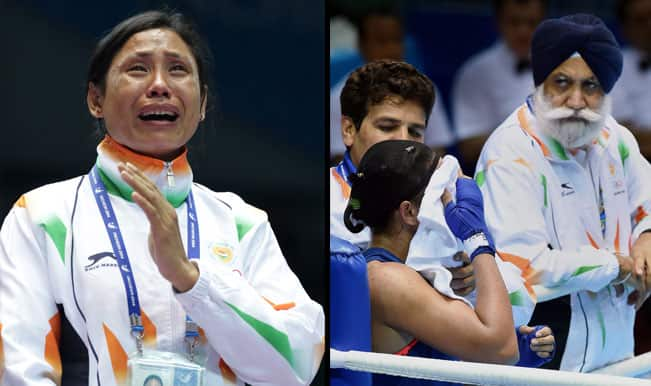 Sarita Devi Ban: Sports Minister Sarbananda Sonowal tells IOA to fight for revoking ban on Indian boxer