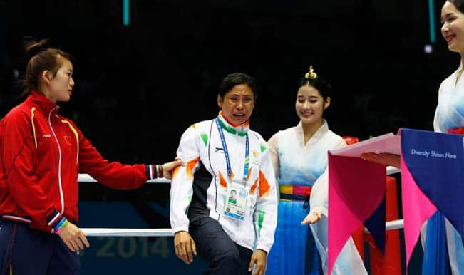 Sarita Devi Asian Games 2014 Controversy: Boxing India seeks IOA intervention to resolve Boxer's tussle with AIBA