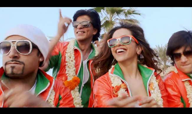 Happy New Year Video Song #Satakli: Shah Rukh Khan and Deepika Padukone starrer's yet another quirky number