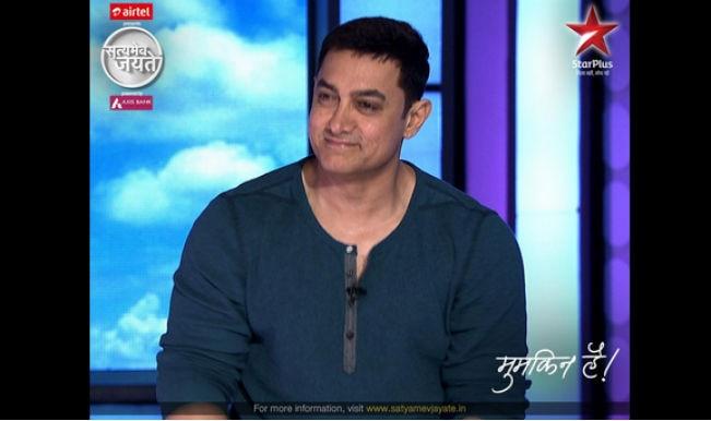 Satyamev Jayate season 3: Aamir Khan encourages #LetsPlayIndia in the first episode (Video)