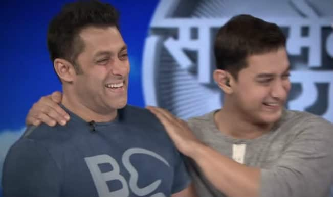 Satyamev Jayate Episode 4: What was Salman Khan doing on Aamir Khan's show on Tuberculosis