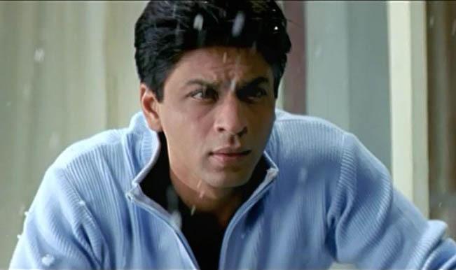 Shahrukh Khan from Kal Ho Naa Ho in an all new avatar