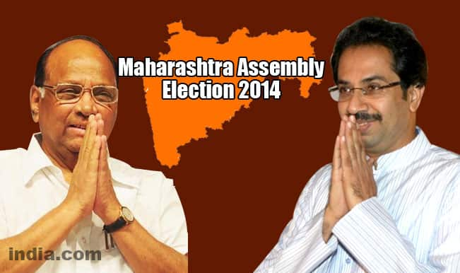 Maharashtra Assembly Elections 2014: What if Congress supports Shiv Sena-NCP alliance?