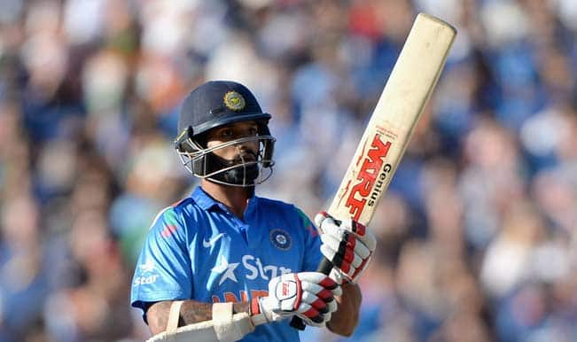 India vs West Indies 2014 2nd ODI: Important to have captain's backing during tough phases, admits Shikhar Dhawan