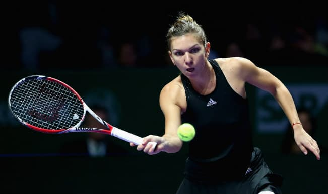 WTA Tour Finals Singapore 2014 Tennis Live Streaming: Serena Williams vs Simona Halep on Day 3