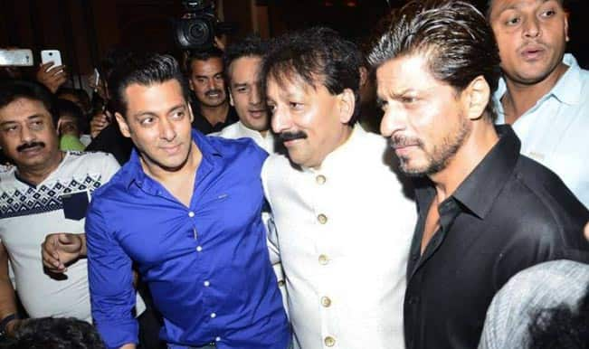 Maharashtra State Assembly elections 2014: Baba Siddique loses; does that mean no more Iftars for Salman Khan and Shahrukh Khan to hug?