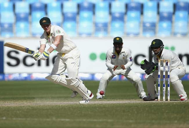 Pakistan vs Australia 2014 2nd Test, Live Cricket Score and Updates at Abu Dhabi: PAK 61/2 on Day 3