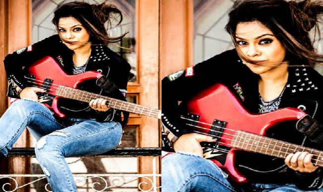 Sumona Chakravarti turns rockstar for TV show Yeh Hai Aashiqui