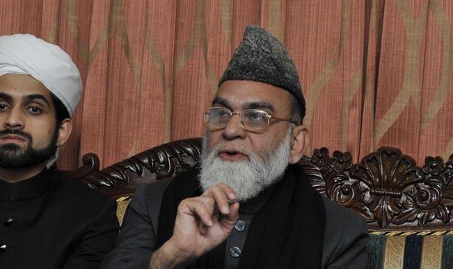 Not inviting Narendra Modi for son's anointment: Jama Masjid's Shahi Imam