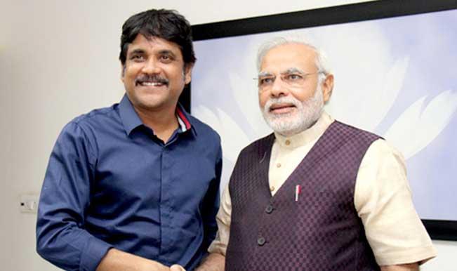 Nagarjuna joins Swachh Bharat campaign