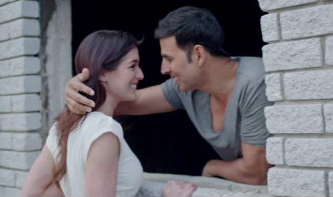 The Shaukeens video song Meherbani: Akshay Kumar romances a blond babe!