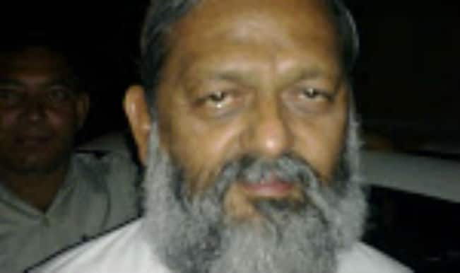 Haryana State Assembly Election Results 2014: Bharatiya Janata Party's Anil Vij is first winner from Haryana