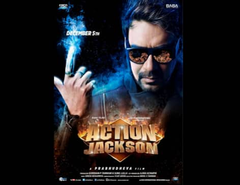 Ajay Devgn: It was fun to dance in 'Action Jackson'